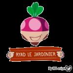 Logo de Ryad le Jardinier