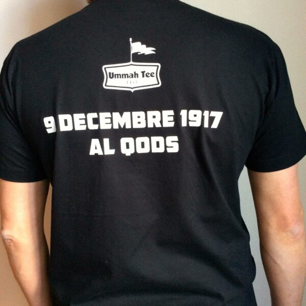 T-shirt Palestine 1917