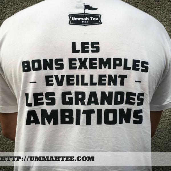 T-shirt 4 califes