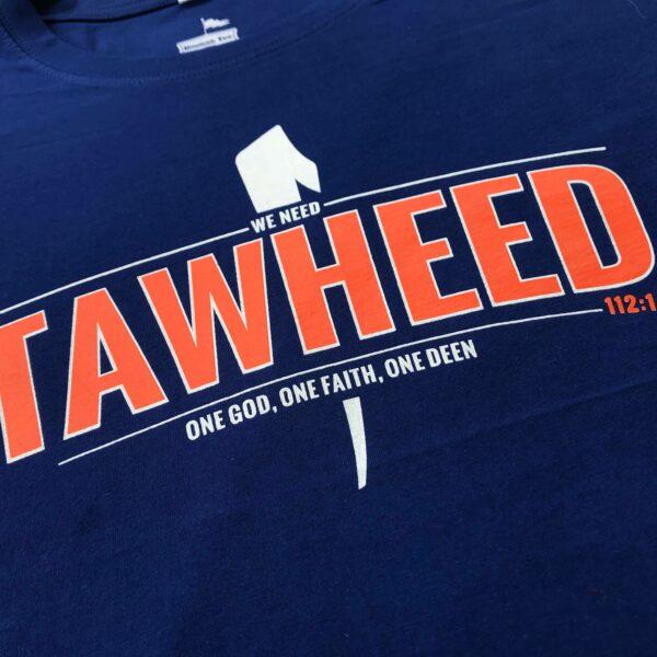 T-shirt TAWHEED