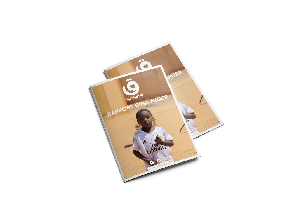 Rapport des activités de l'association Qassama au Niger en 2017 lors de l'action BIHA